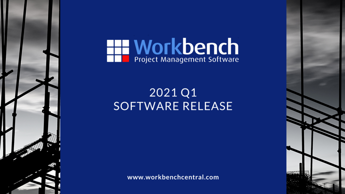 WB 2021 Q1 Software Release