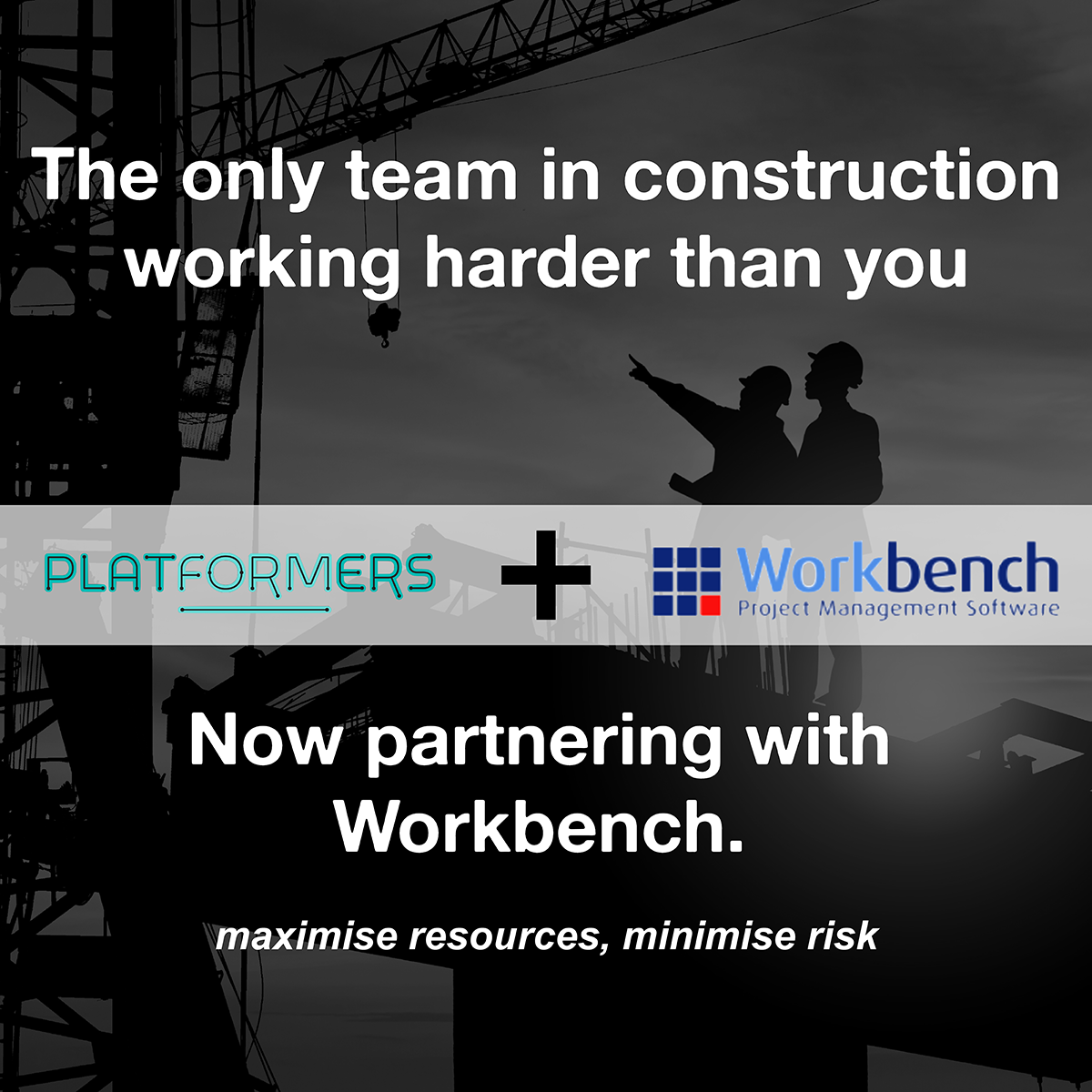 Workbench collaboration FB post